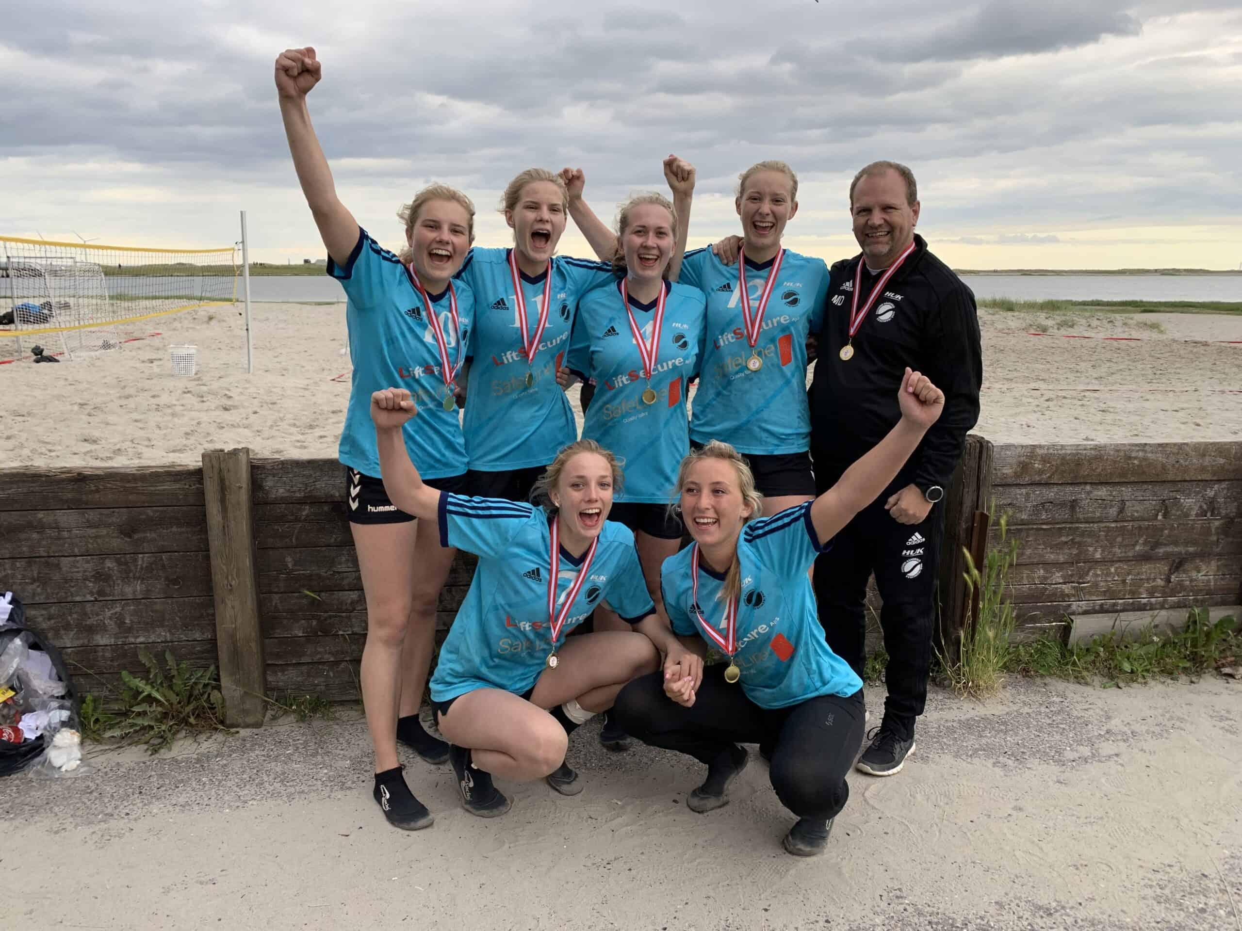 2019 Beach Amager guld