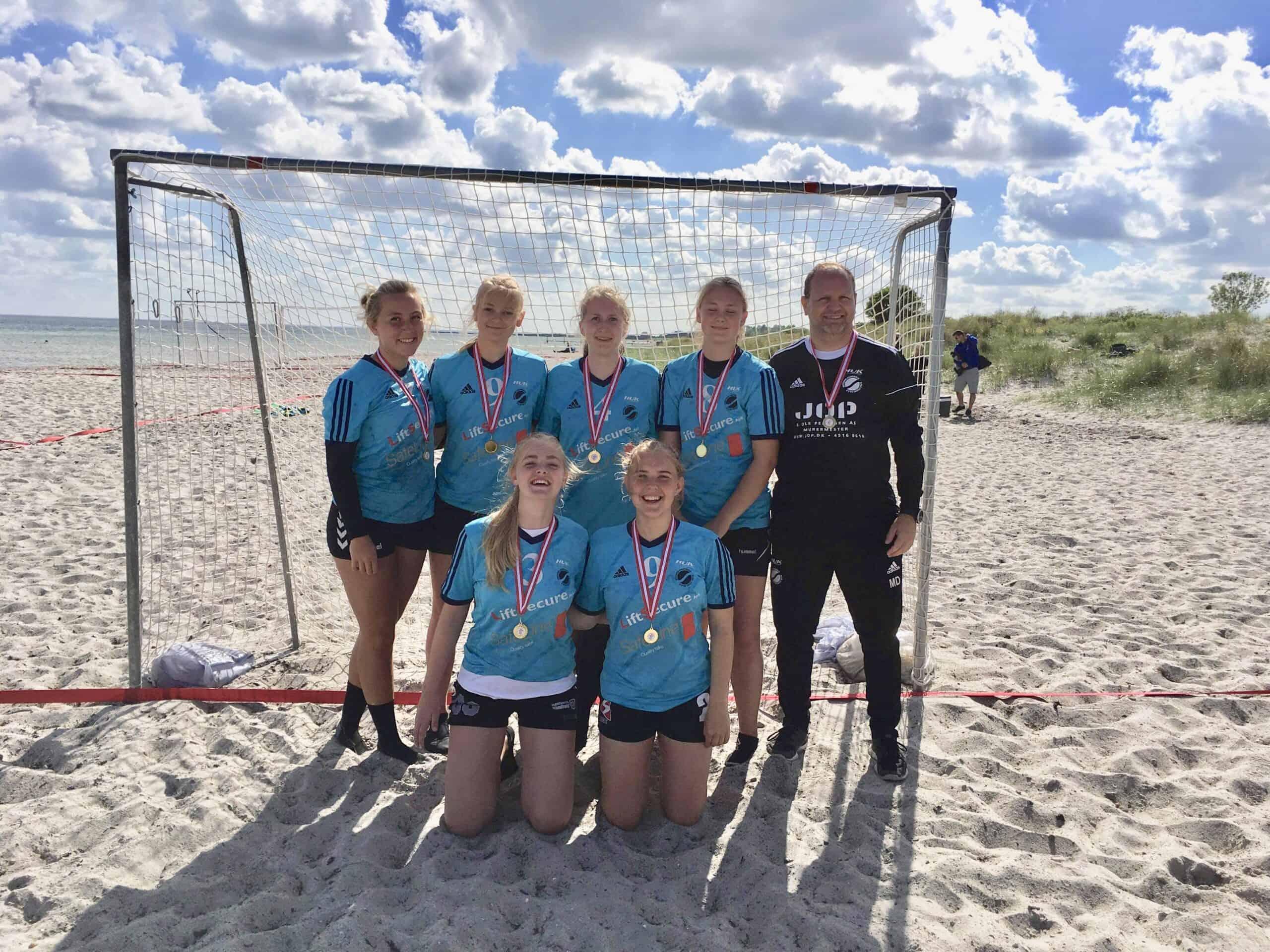 2019 Beach Ishøj guld