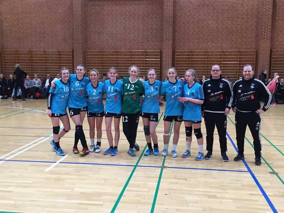 Vinder Holstebro Cup B 2017