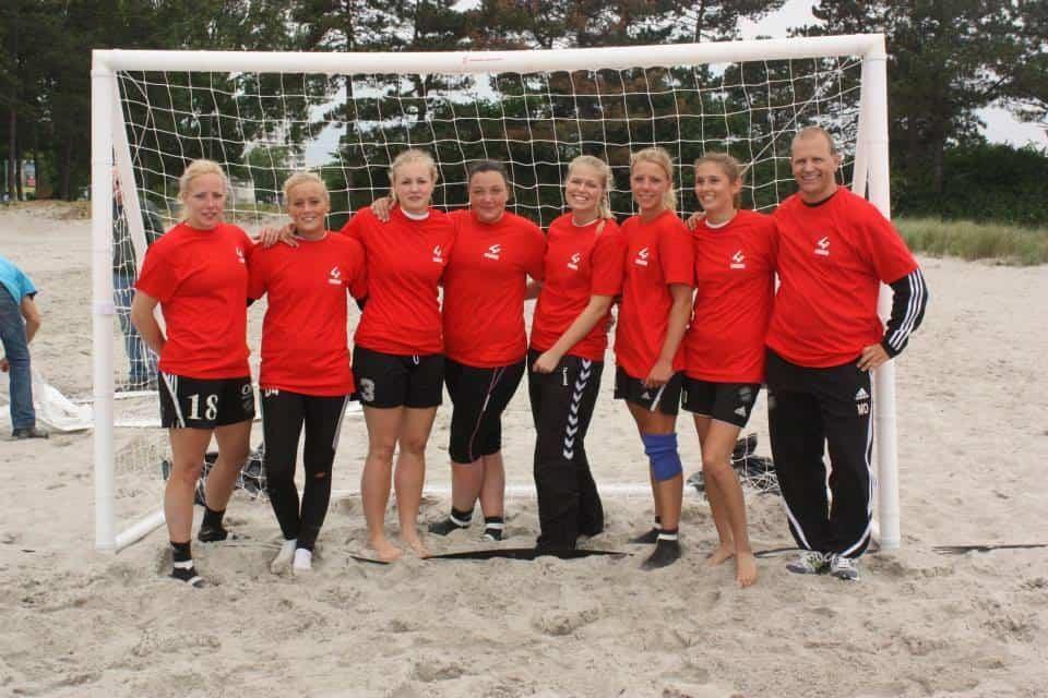 2013 beach Amager DS guld