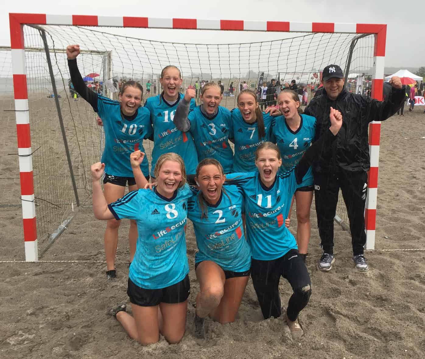 Bronze DM beach 2018