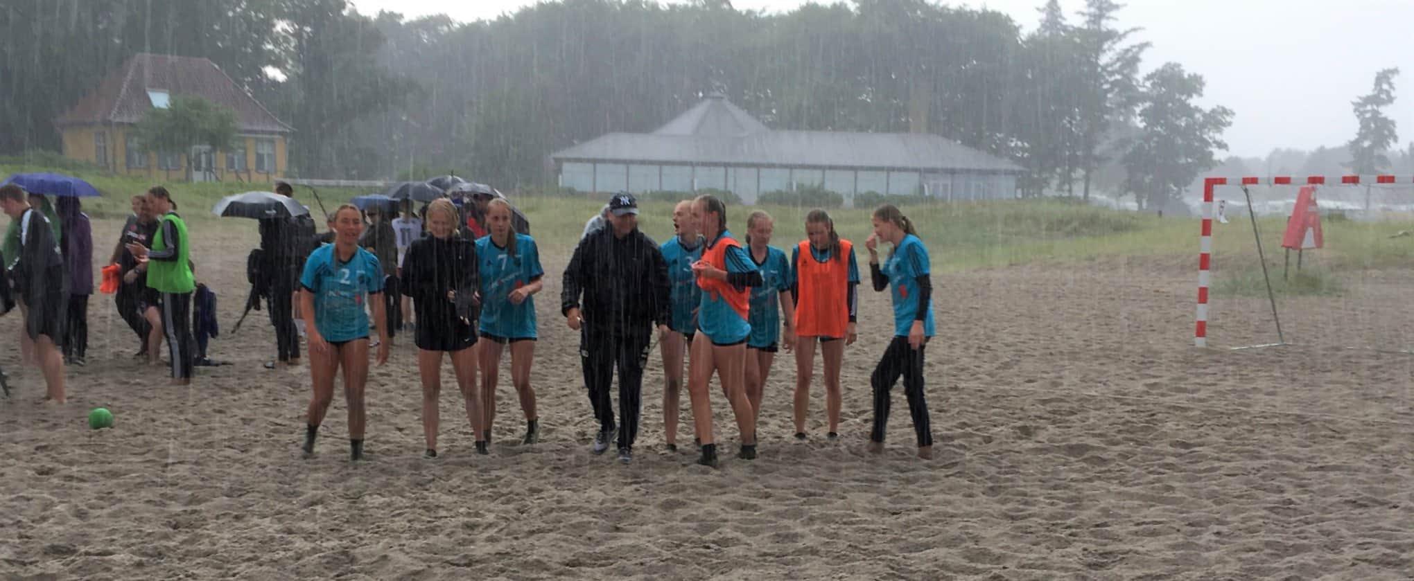 DM Sejr i regnvejr