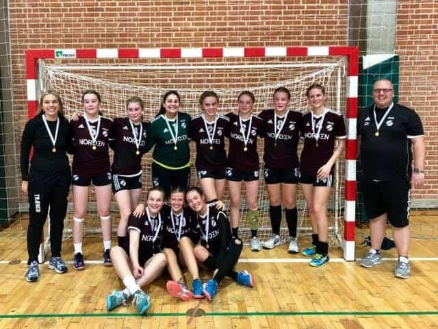 Vinder Holstebro Cup B 2019